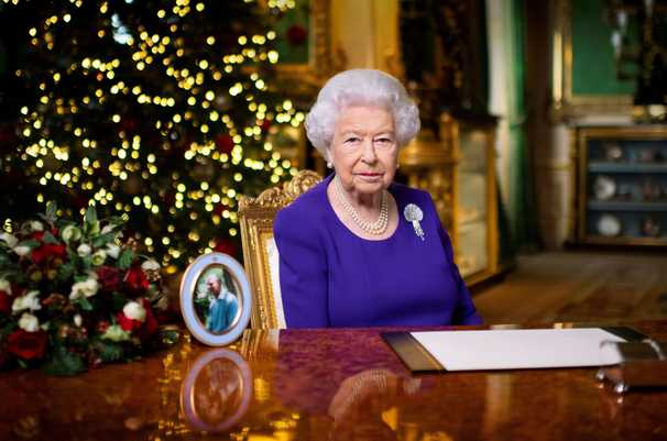 The queen gets her shot in pro-vaccine message to Britain