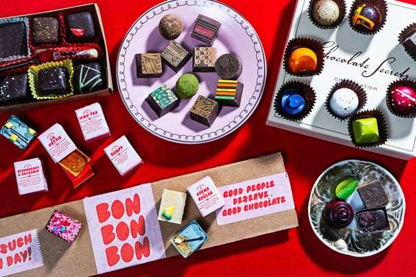 This Valentine's Day, reach for a better box of chocolates