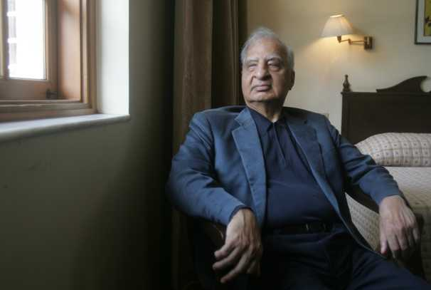 Ved Mehta, whose monumental autobiography explored life in India, dies at 86