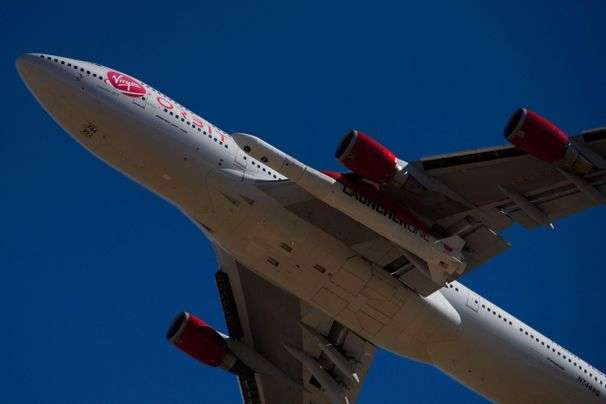 Virgin Orbit rocket reaches Earth orbit, adding an entrant to the commercial space race