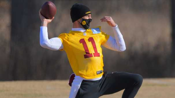 Washington's playoff hopes hinge completely on getting back the steady hand of Alex Smith