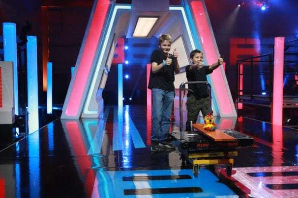 11-year-old is living his 'BattleBots' dream