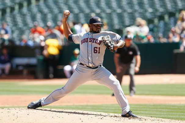 Addition of Rogelio Armenteros deepens Nationals' pool of possible starters