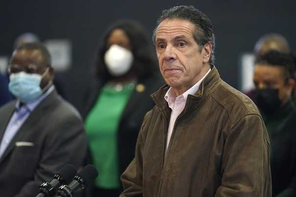 Andrew Cuomo's survival in office looks doubtful