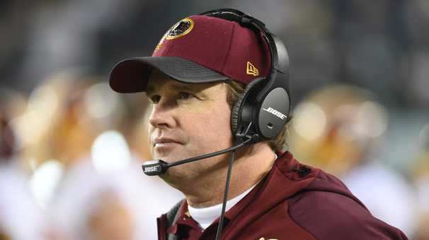 Jay Gruden finally explains why Kirk Cousins took a knee that time in Philadelphia