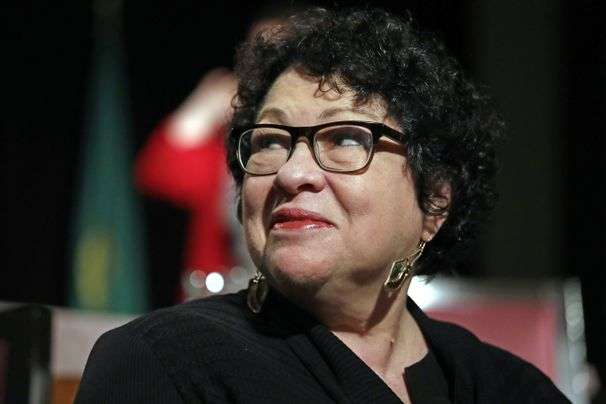 Judge says gunman who killed her son also targeted Justice Sotomayor