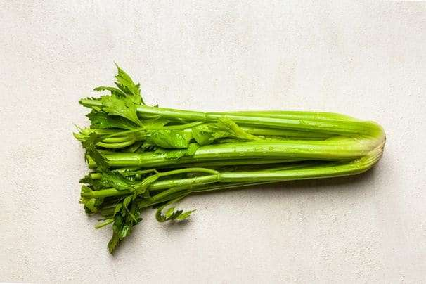 Pity poor celery, the last stalk standing when storms clear out the supermarket produce aisle