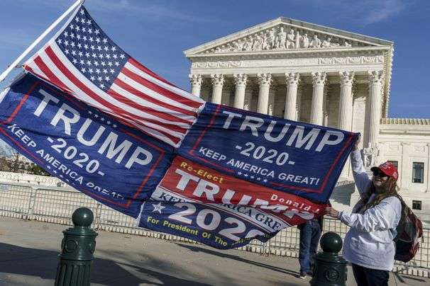 The Supreme Court undercuts Trump's voter fraud claims — one last time