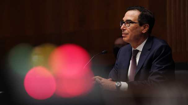 Trump's former treasury secretary expected to launch investment fund, seeking backing of Persian Gulf state funds