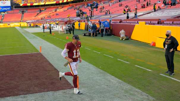 Alex Smith expected to part ways with Washington Football Team in coming days