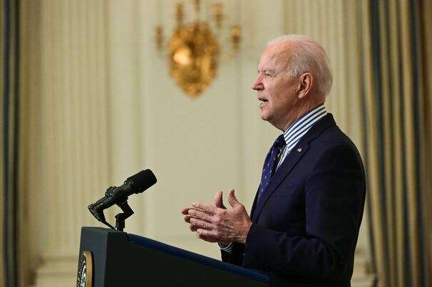 Biden signs executive order promoting voting rights on 56th anniversary of 'Bloody Sunday'