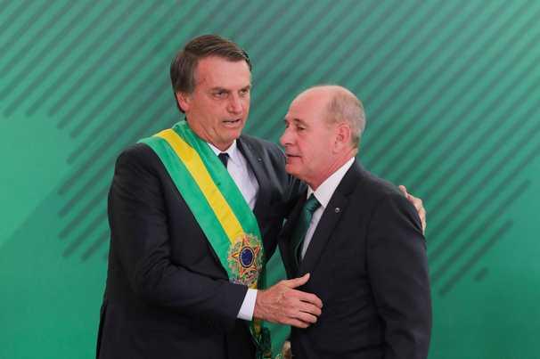 Brazil is rocked by political turmoil as pandemic outlook darkens