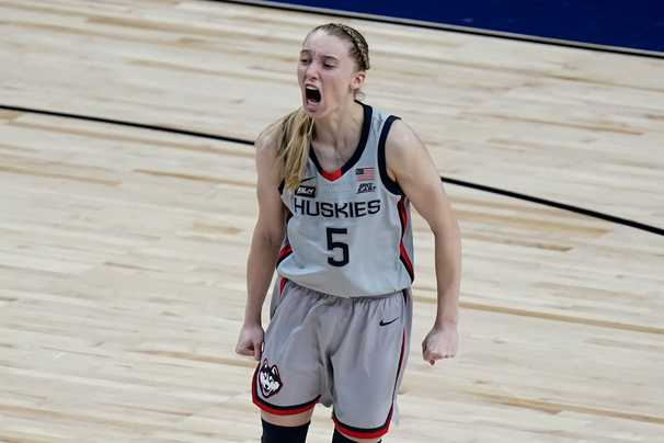 Connecticut roars back to beat Baylor and advance to 13th straight Final Four