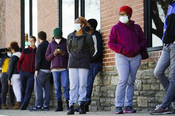 Covid-19 live updates: New U.S. coronavirus cases rise by 13 percent; nation braces for fourth pandemic wave