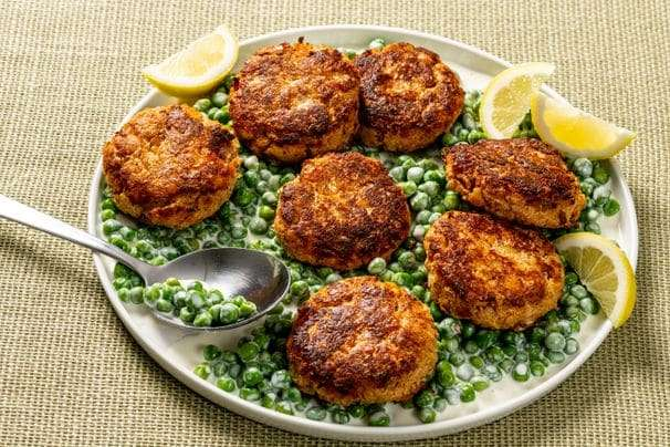 Crush some chips into your fish cakes: Eating healthy doesn't have to mean being fat-phobic