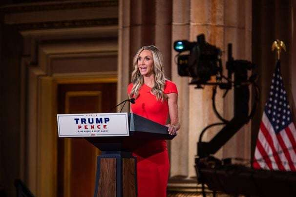 Fox News hires the former president's daughter-in-law, Lara Trump, as a pundit