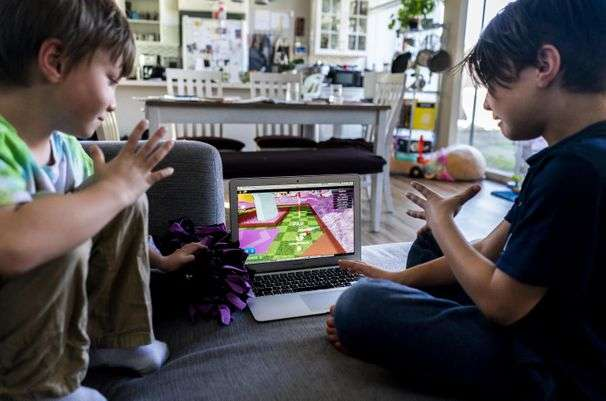 Growing up on screens: How a year lived online has changed our children