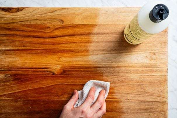 How to care for your wood cutting board so it lasts a lifetime