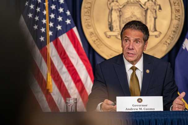 It is impossible for Andrew Cuomo to know whether he is at work