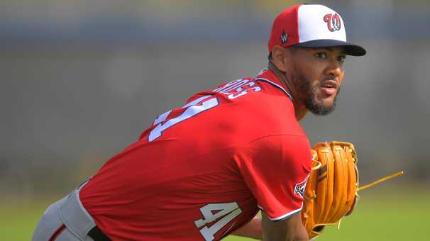 Joe Ross, a Black pitcher who watched his sport shift from afar, is ready to use his voice