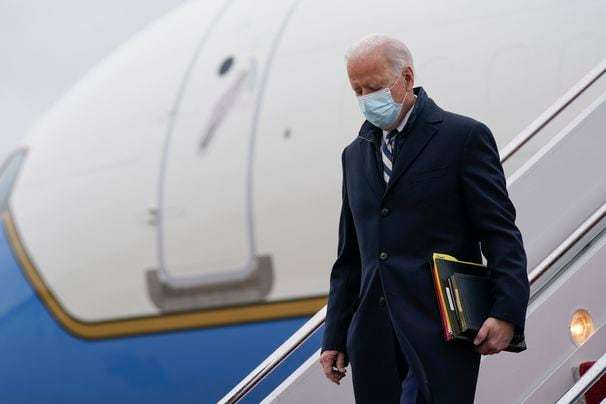 Live updates: Biden to deliver remarks on the pandemic as he continues push for massive relief package