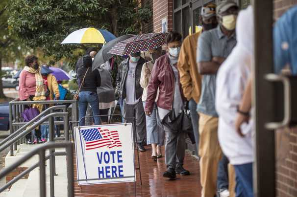 No, Georgia's new voting law is not a return to Jim Crow