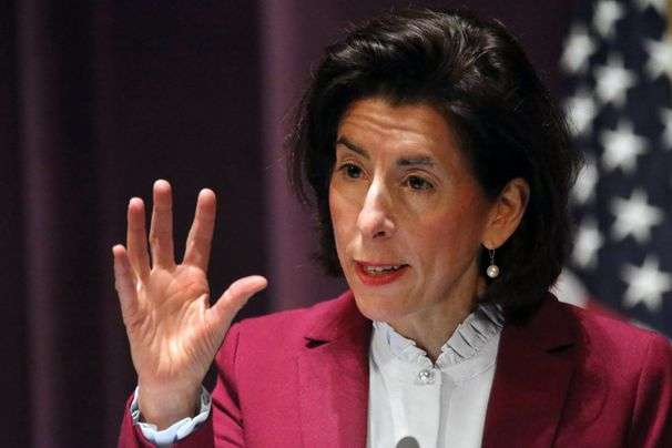 Rhode Island Gov. Raimondo heads for Senate confirmation vote to be commerce secretary