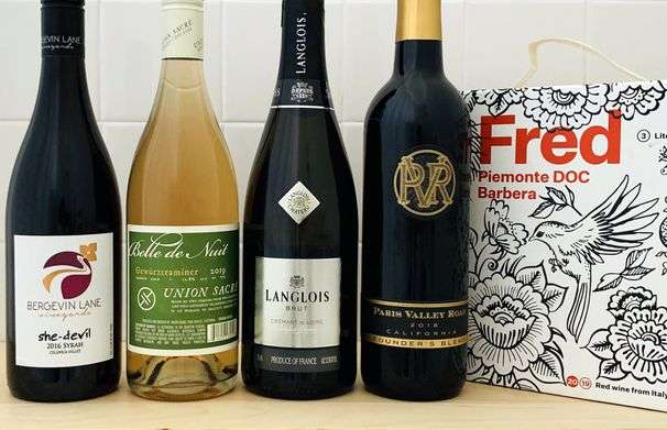 Snag the equivalent of four bottles of flavorful red wine in this $30 box