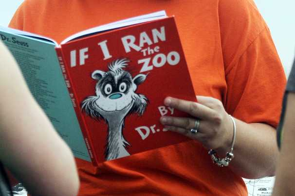 Some Dr. Seuss books with racist imagery will go out of print