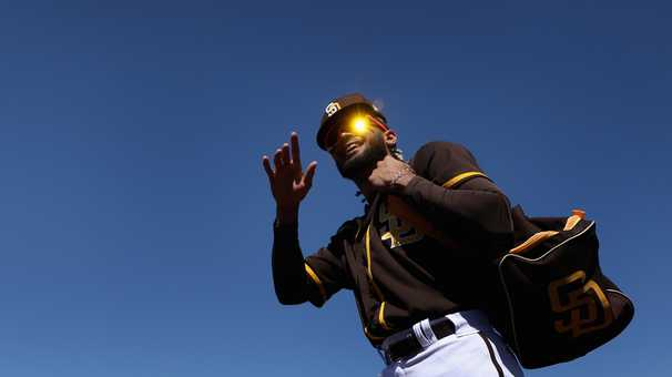 The Padres spent the offseason building and building. Now they look like a powerhouse.