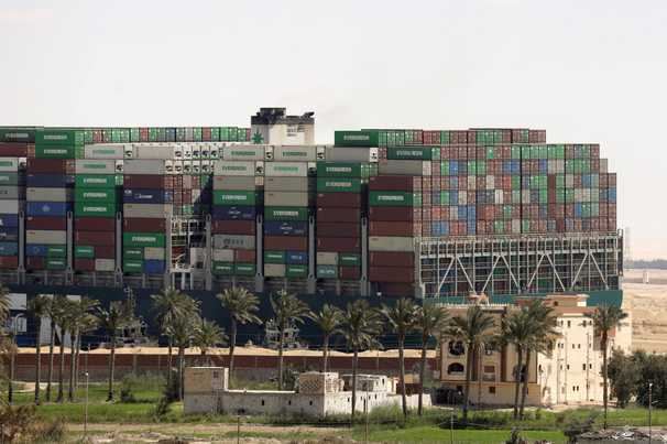 The Suez Canal ship is free, but the shipping industry's 'humanitarian crisis' isn't over