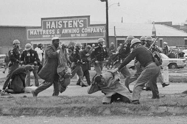Time for some more 'good trouble' on voting rights, 56 years after 'Bloody Sunday'