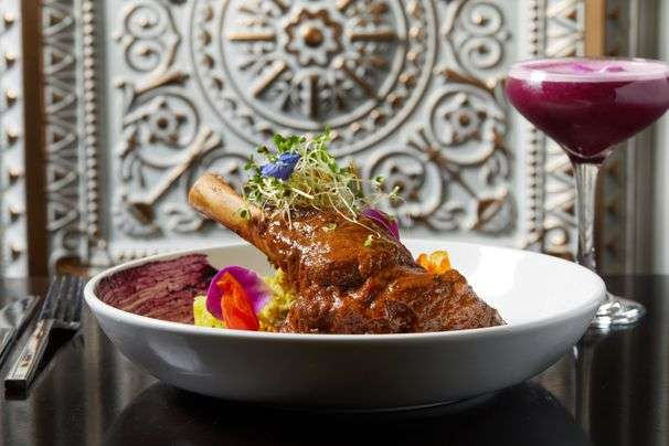 Twin bistros in Northern Virginia put a personal spin on Indian cooking