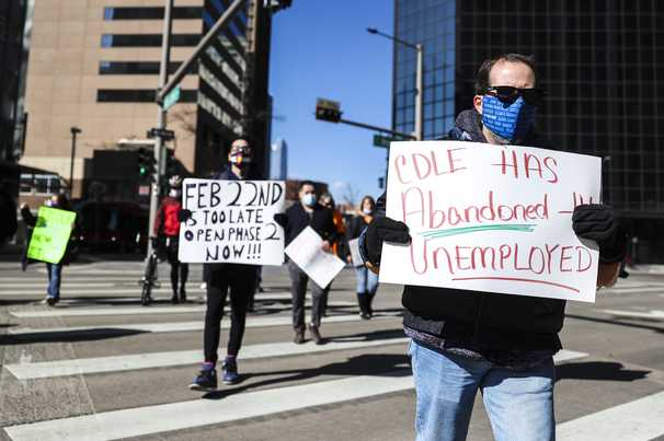 Unemployed workers are hit with another shock: Many owe the government money for health insurance