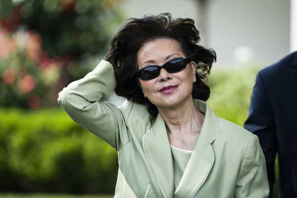 Where's the Republican outrage over Elaine Chao's shady self-enrichment?