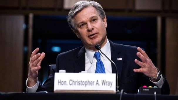 Wray delivers a big blow to Jan. 6 conspiracy theories, but the GOP keeps feeding them