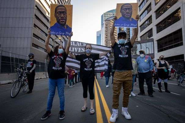 Young witnesses in Chauvin trial a reminder of the role of youth activists in protesting police violence