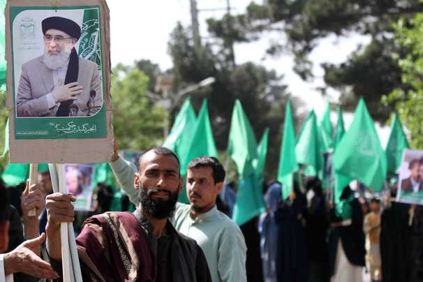 A ramped-up push for peace is splintering Afghanistan's already fragile government