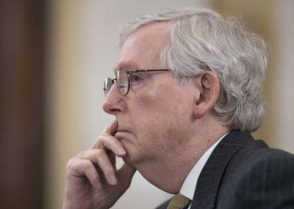 'Appropriate' or 'not very smart'? Where Mitch McConnell draws the line on corporate political engagement.