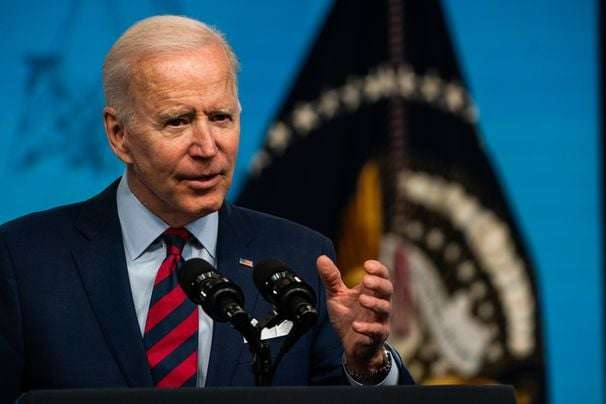Biden calls gun violence in the U.S. an 'epidemic' and 'embarrassment' as he announces executive orders to tighten restrictions