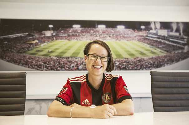 D.C. United hires Lucy Rushton as second female general manager in MLS history