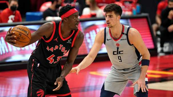 Deni Avdija was handed an odd rookie year with the Wizards. He's trying to make the most of it.