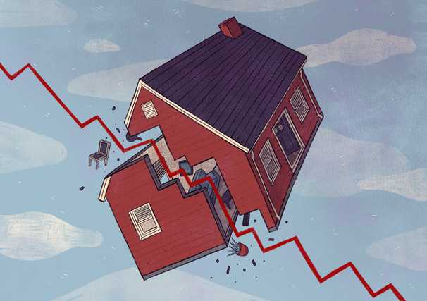 Fixed mortgage rates upward march halted as they fall for the first time in 7 weeks