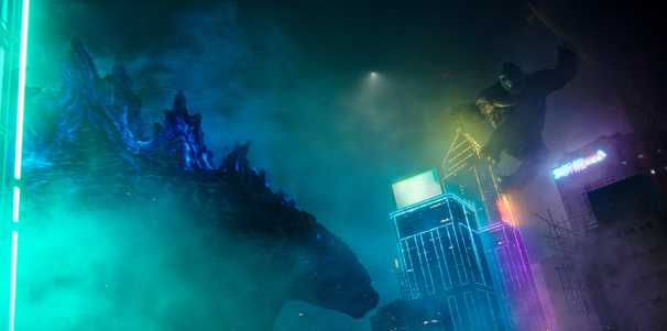'Godzilla vs. Kong' is the first film 'hit' of the vaccine era. But that era still contains plenty of cloudiness.