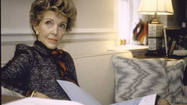 How Nancy Reagan helped end the Cold War