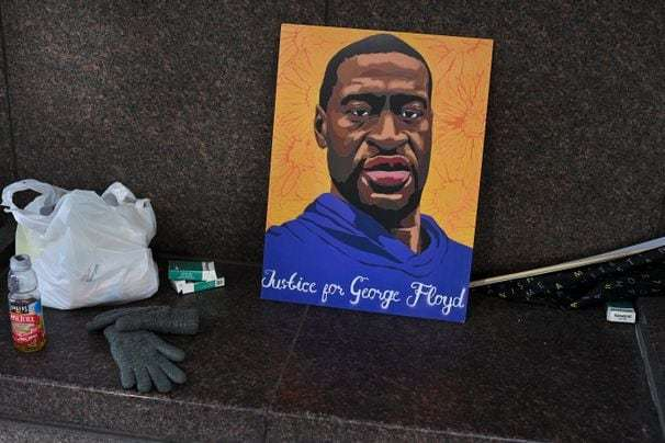 How right-wing media keeps smearing George Floyd with the racist 'no angel' narrative