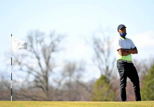 Howard University, with a coach's moxie and a superstar's money, takes on golf