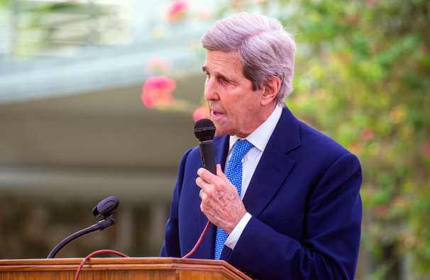 Kerry expected to travel to China in first visit by top Biden official