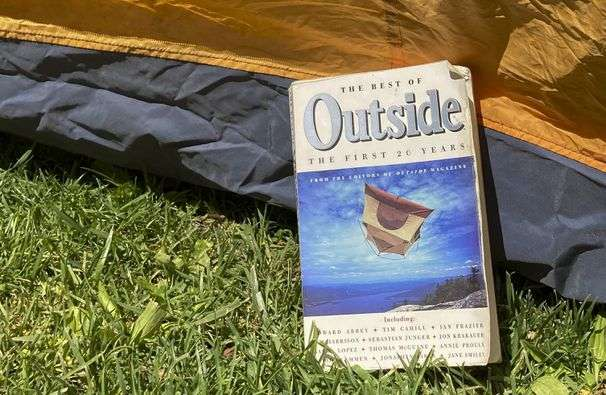 Lessons in travel — and bravura writing — from 'The Best of Outside: The First 20 Years'