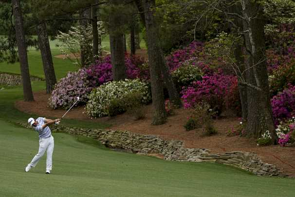 Live updates from the first round of the Masters